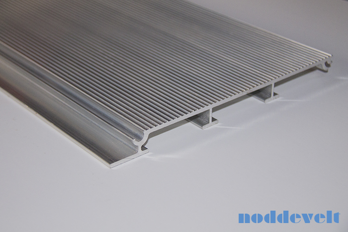 Aluminium vloerplanken trailer