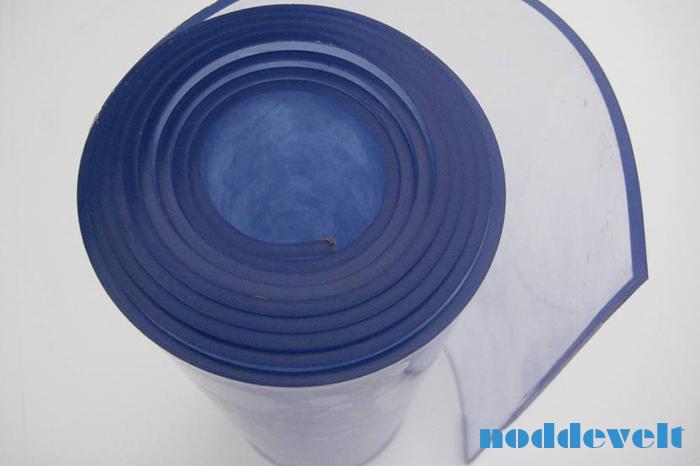 Rubber transparant pvc voor uw paardentrailer